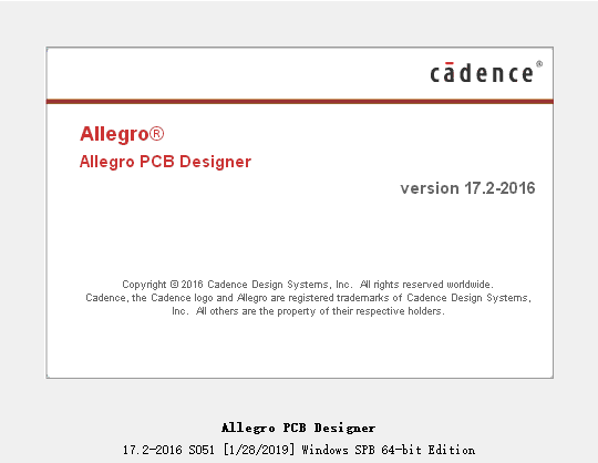 Cadence OrCAD and Allegro 17 20 051 Hotfix下载